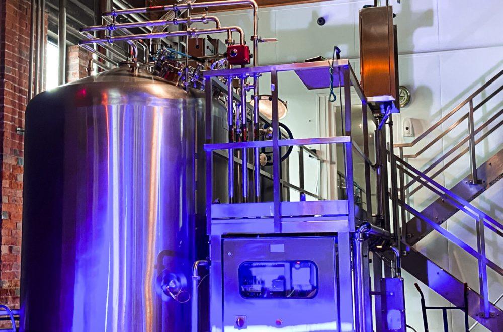 Ludlow Brewery Mash Tuns