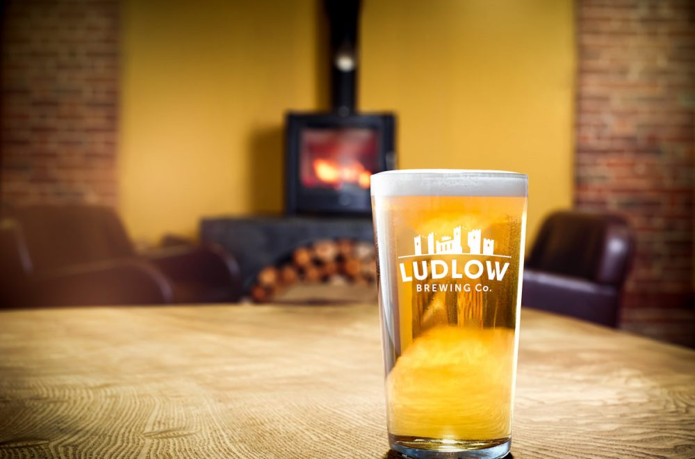 Ludlow Brewery Gold Beer
